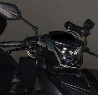 YAMAHA SNIPER 150 LED Headlamp V2 by ZhiPat