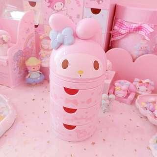 My Melody Tier Container✨