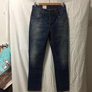 BNWT Nudies Jeans Grim Tim Douglas Replica