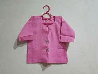 Baju Kurung Budak 1 Tahun