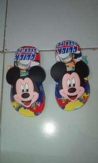 Sendal Mickey anak