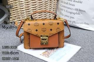 [SUPER A] MCM Sling Bag SMALL (FREE POSTAGE)
