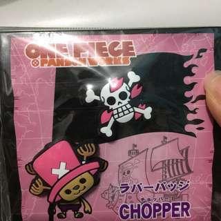包郵 海賊王 One Piece Chopper 扣針
