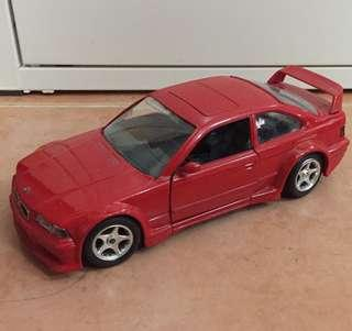 Burago BMW M3 1:24 Made in Italy 1/24