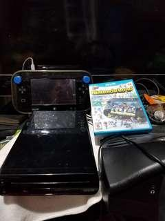 Wii u ...with games