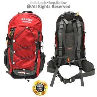 High Grade Original Deuter Mountain Backpack 60L Travel Sport Hiking Rain Cover