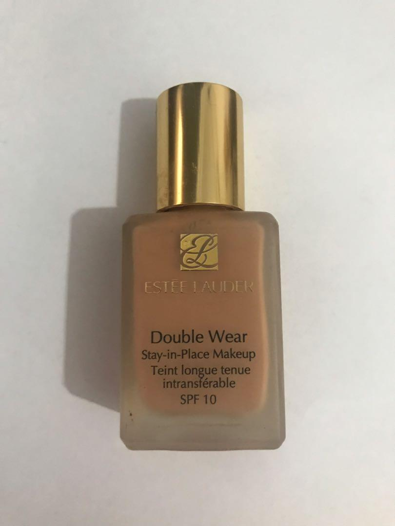 [4/5ths full] ESTEE LAUDER Double Wear Foundation - Ivory Beige