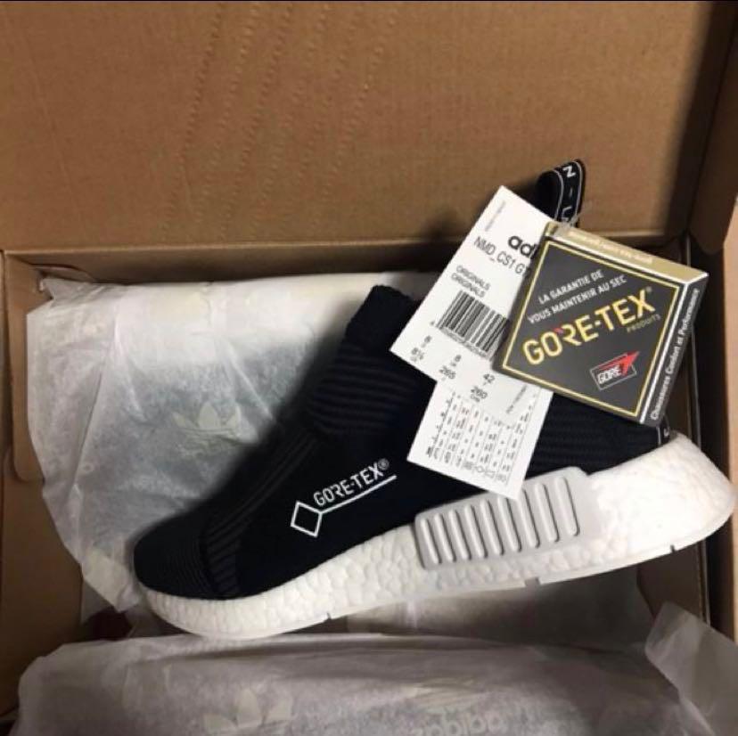 detailed look 07171 2db0a Adidas nmd gtx cs1 ( city sock 1 gore tex )