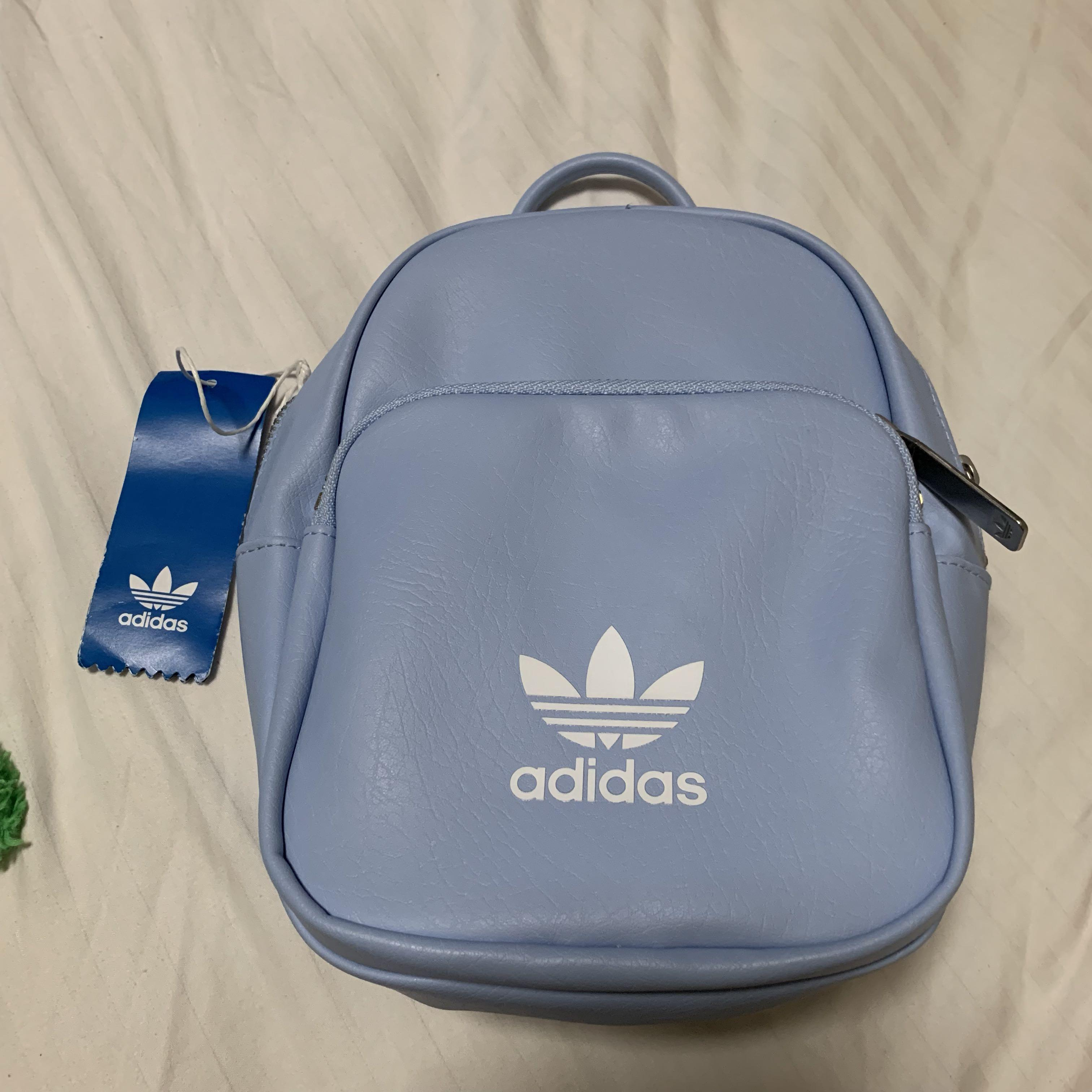 41f472a3ed6 Adidas Original CLASSIC MINI BACKPACK, Women's Fashion, Bags ...