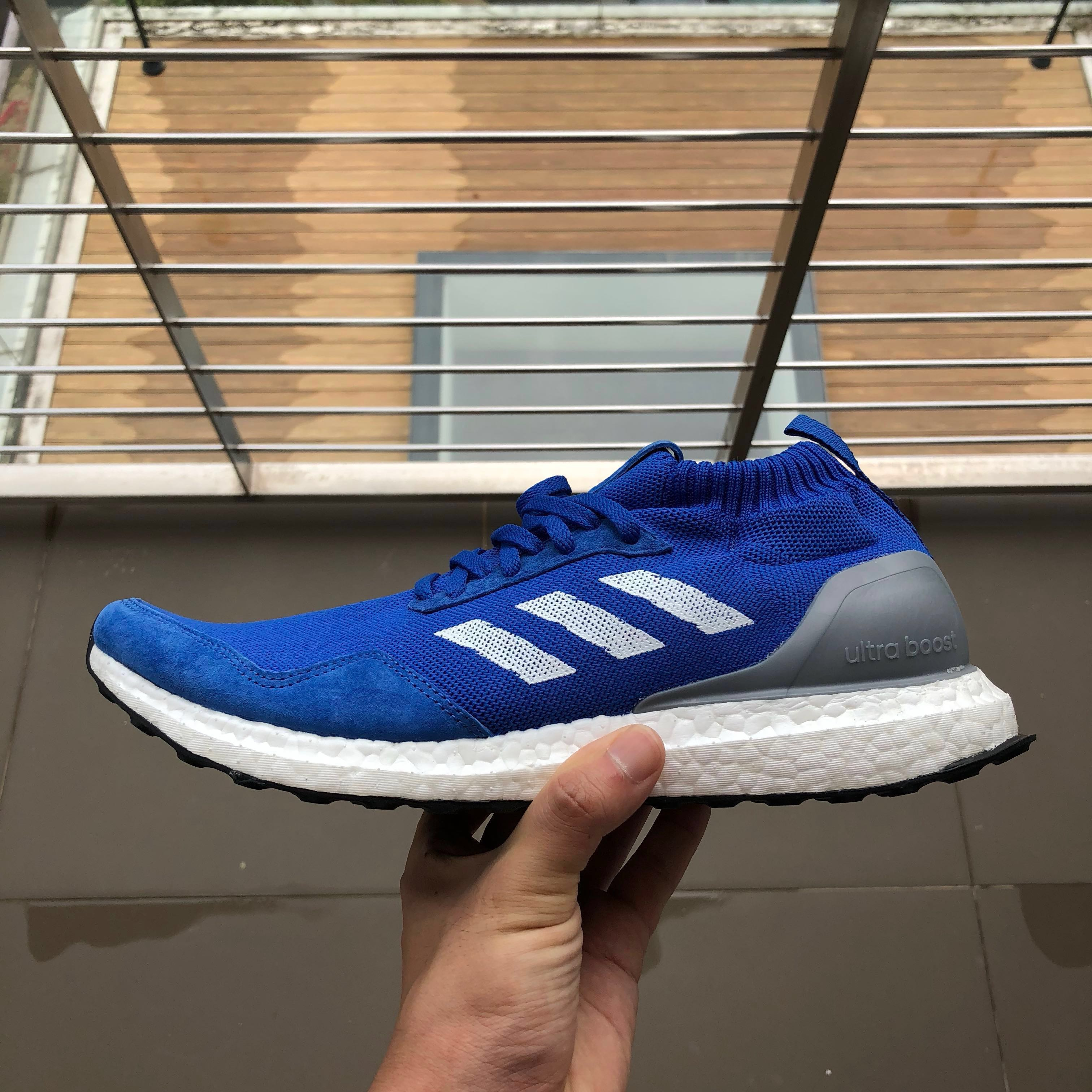 "promo code 4b141 37997 ""adidas Ultra Boost Mid ""Run Thru Time"" US10.5, Mens Fashion, Footwear,  Sneakers on Carousell"