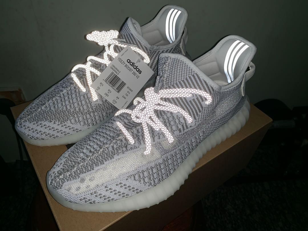 yeezy boost 350 v2 static non reflective price