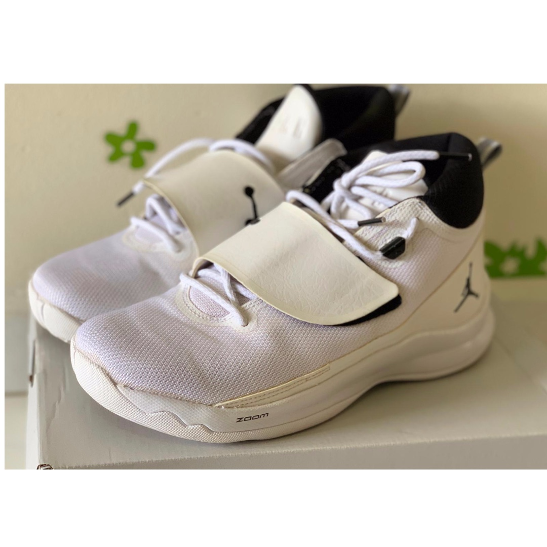 f5793193fb4a NIKE AIR JORDAN SUPER.FLY 5 PO WHITE BLAKE GRIFFIN (Limited Ed ...