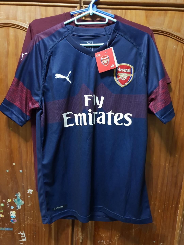 Arsenal Jersey Away Kit 18 19 (Replica) b84c3e893