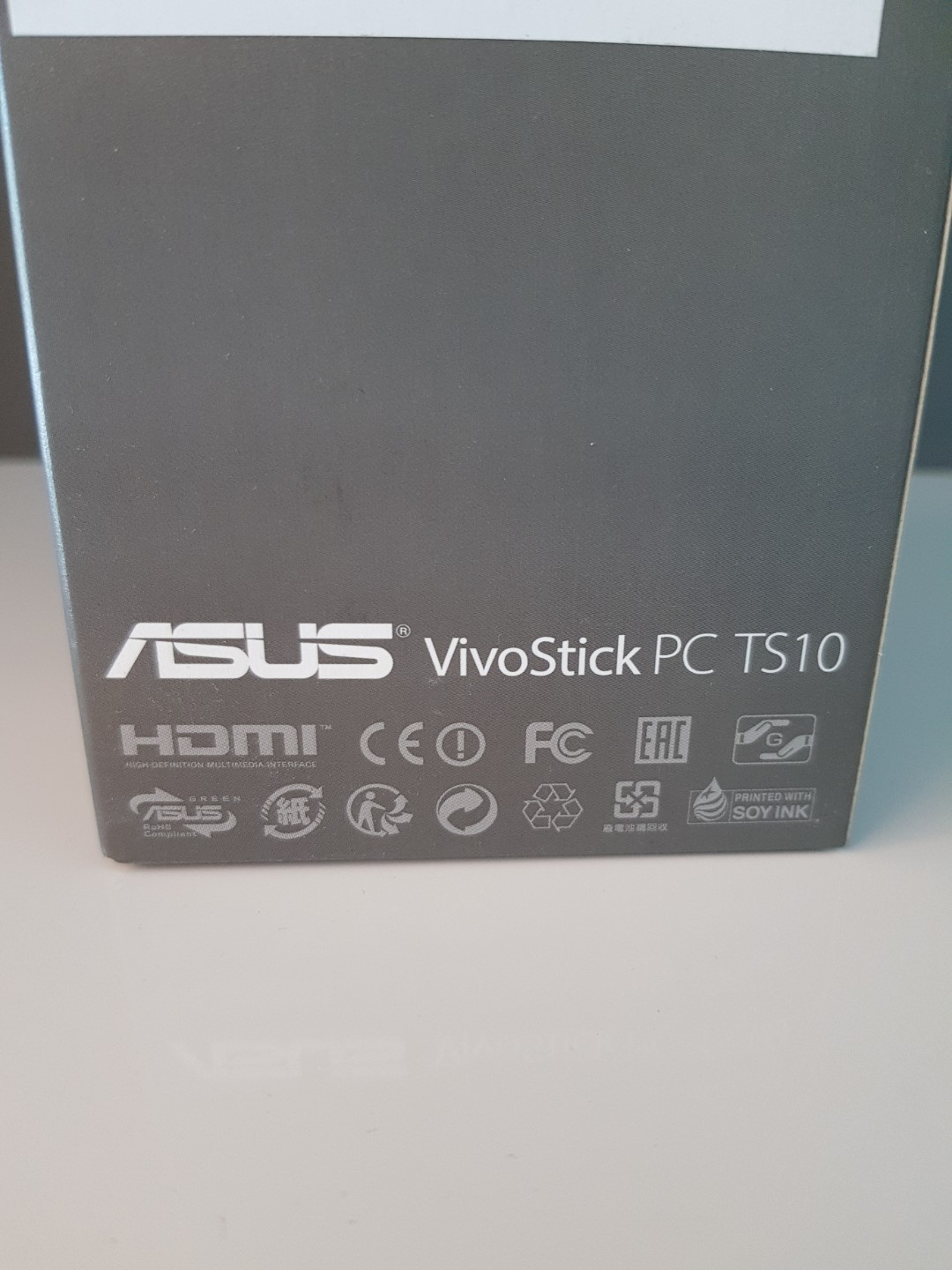 Asus Vivostick TS10 - pocket sized PC