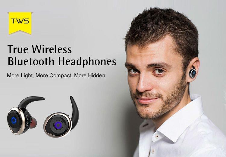 993cd02c641 AWEI TWS Wireless T1, Electronics, Audio on Carousell