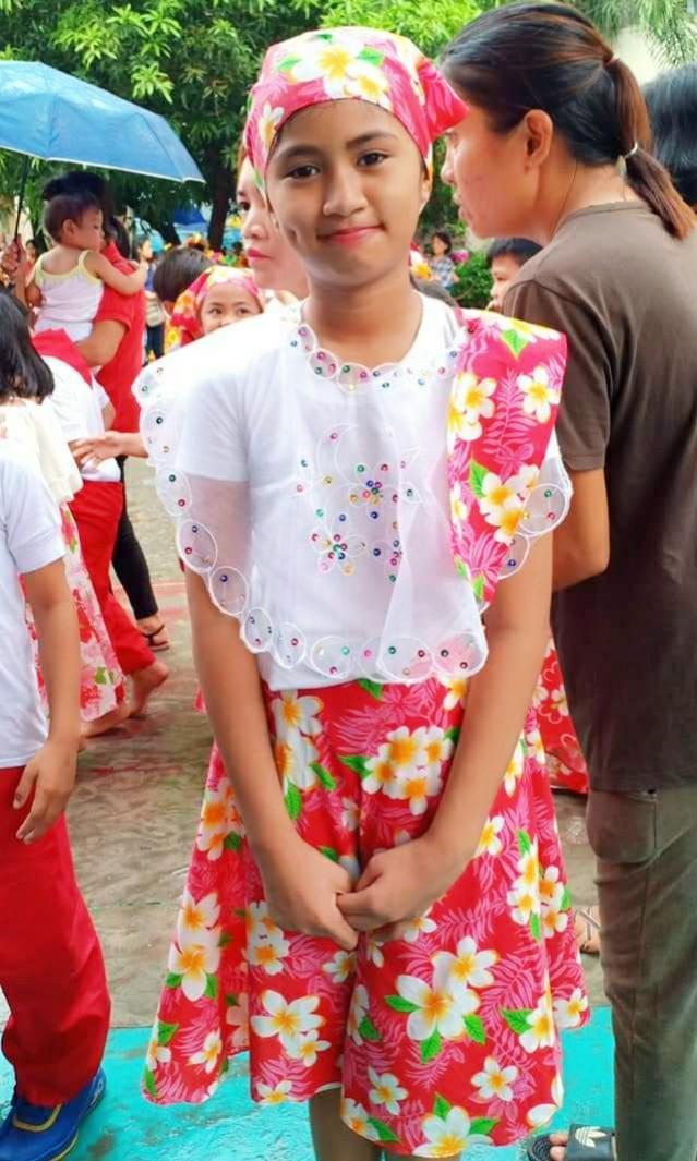 Baro't Saya/Buwan ng Wika Costume, Babies & Kids, Others on