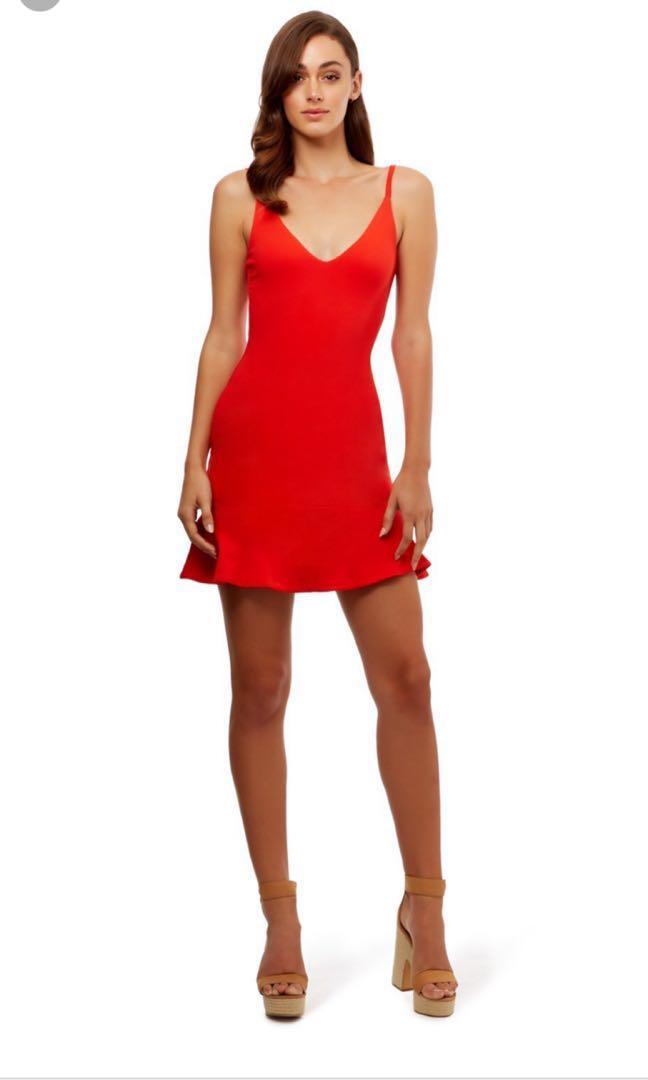 BRAND NEW Kookaï Red Dress