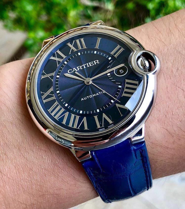 5ba88398e5f Cartier Ballon Bleu De Cartier Watch WSBB0025