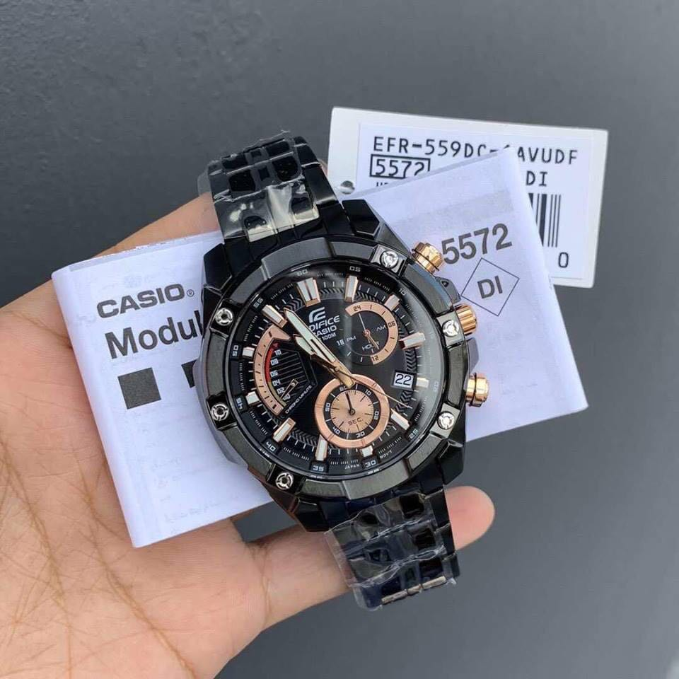 9b0766872c81 Casio Edifice EFR-559DC Watch