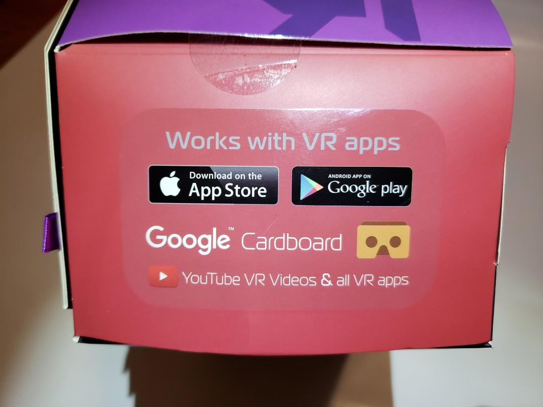 Dream 360 google enabled VR Goggles