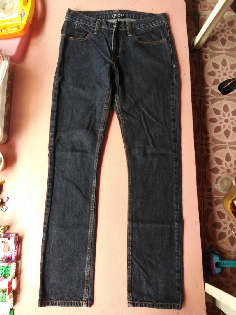 Freeworld Jeans From Us Women S Fashion Clothes Pants Jeans Shorts On Carousell