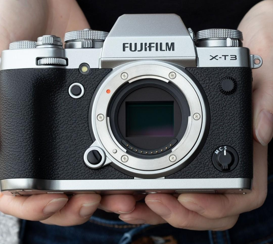 🛑Fujifilm XT3 body, Photography, Cameras, Mirrorless on