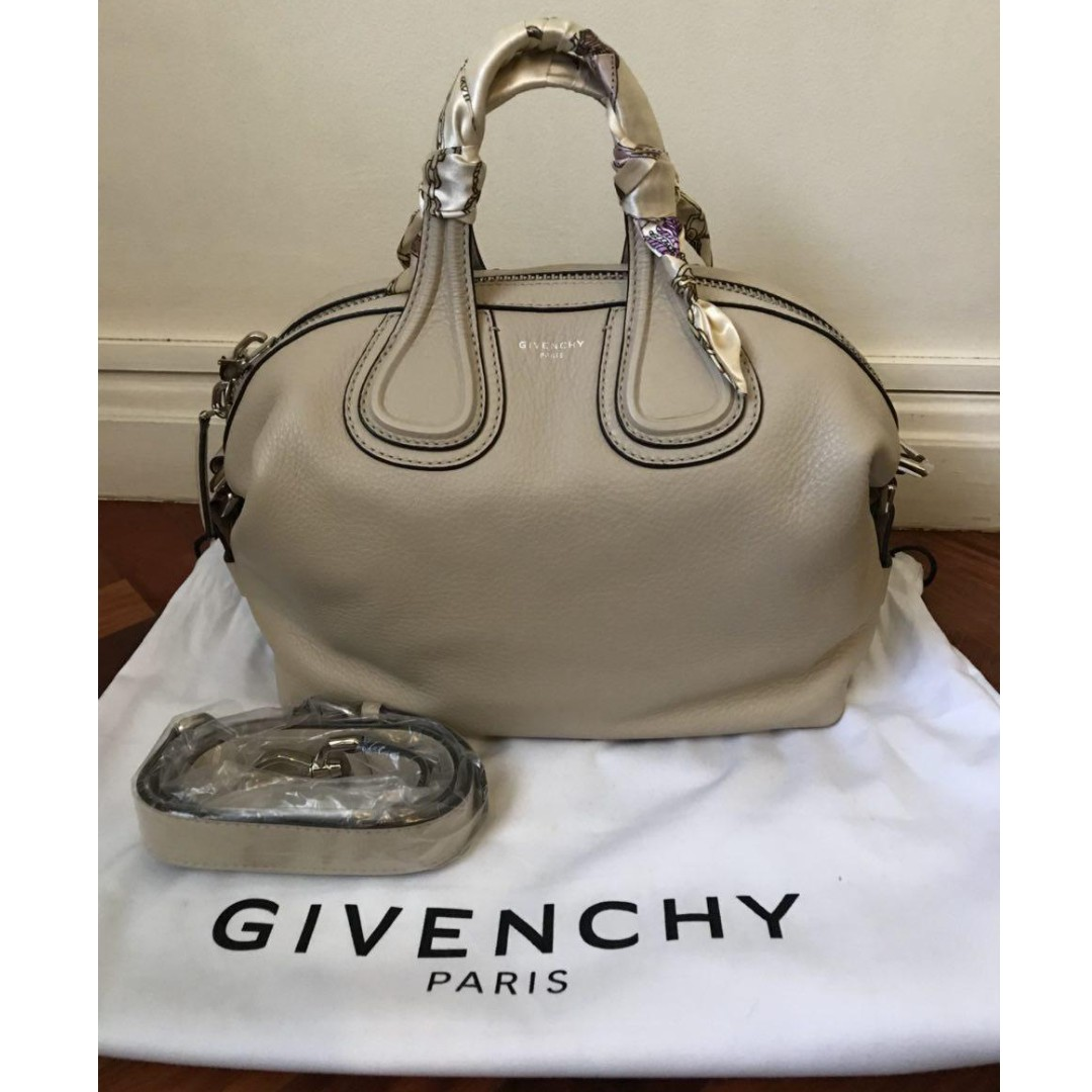 cc5ad6f910 GIVENCHY NIGHTINGALE - SMALL, Women's Fashion, Bags & Wallets on ...