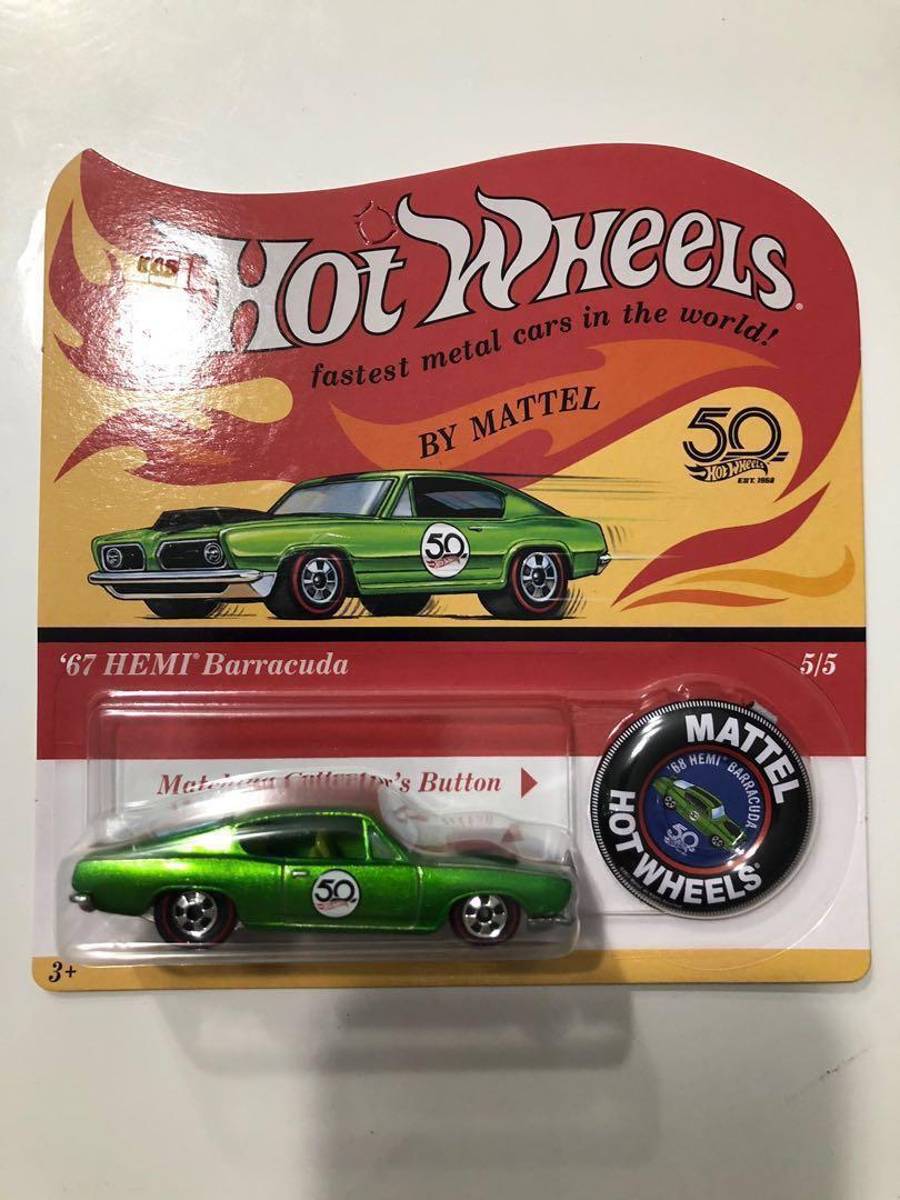 Hot Wheels Value Mat