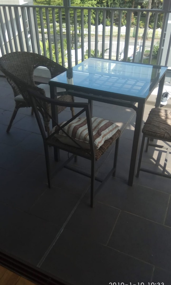 Superb Free Ikea Granas Set With 2 Chairs Additional Chair Beutiful Home Inspiration Aditmahrainfo