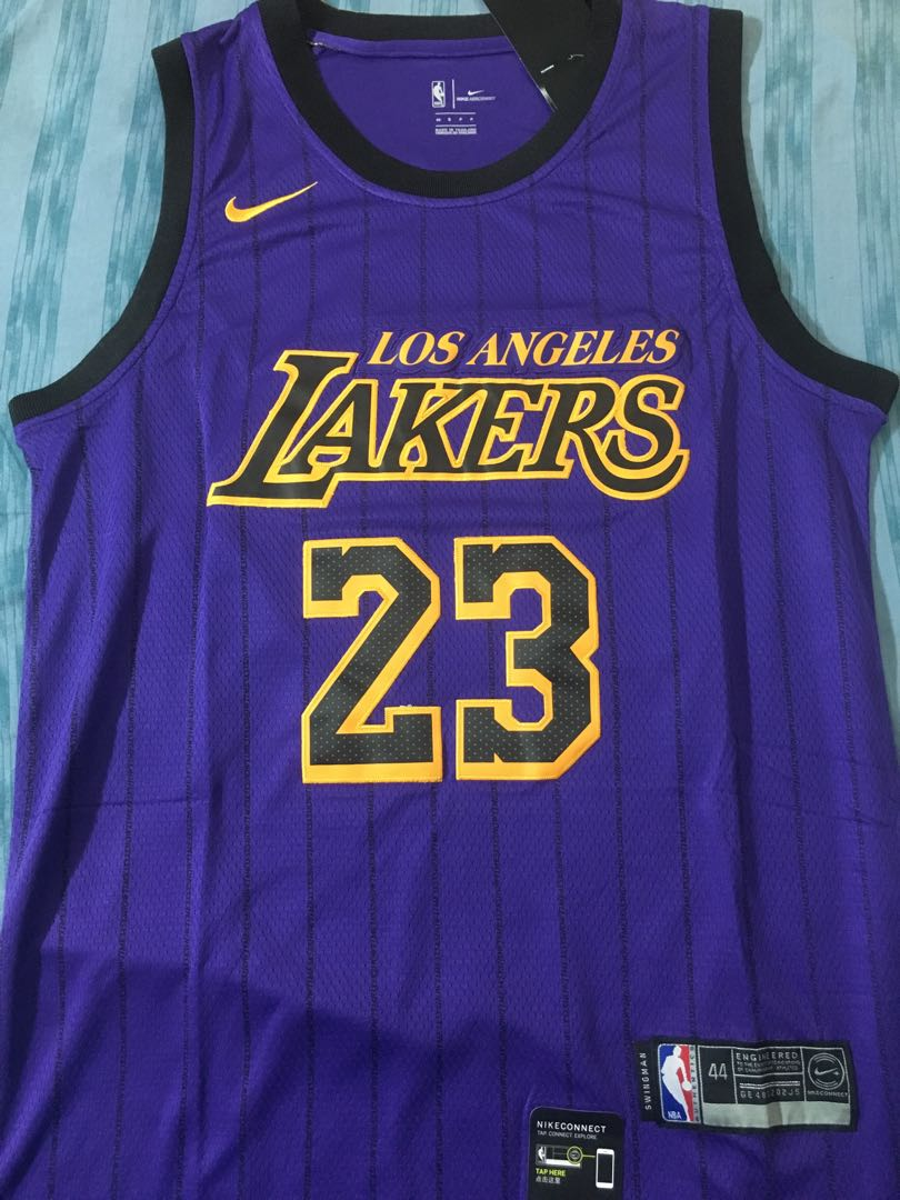 24f122b67 In stock  NBA Basketball Jersey LeBron James 23