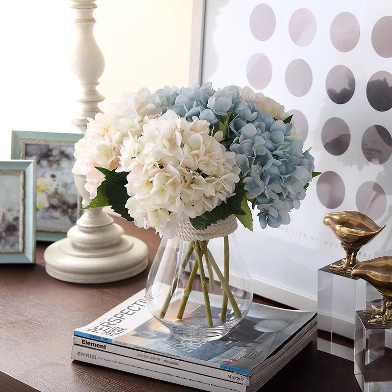 Instock Artificial Flower Arrangement Home Furniture Decor