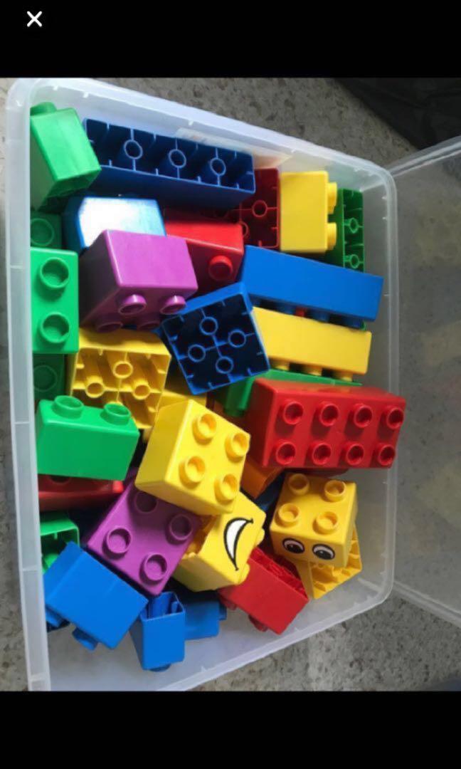 Jumbo LEGO
