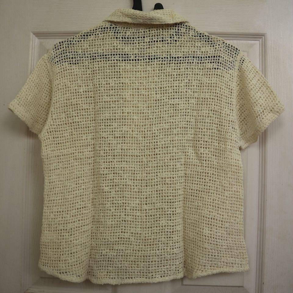 Knitted Vintage Tops