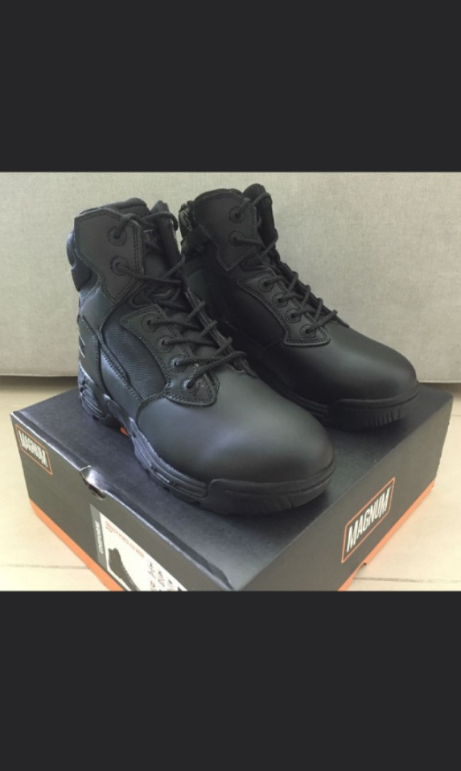 260b113012b Magnum Boots Stealth Force 6.0 Side Zip