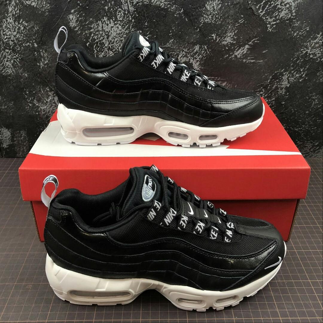 0a329091cf Nike Air Max 95 Overbranding, Fesyen Lelaki, Kasut Lelaki, Sneakers di  Carousell