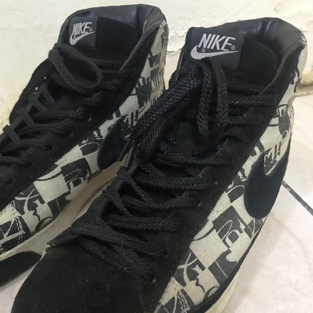 thoughts on the sale of shoes united kingdom NIKE BLAZER HIGH PREMIUM TZ