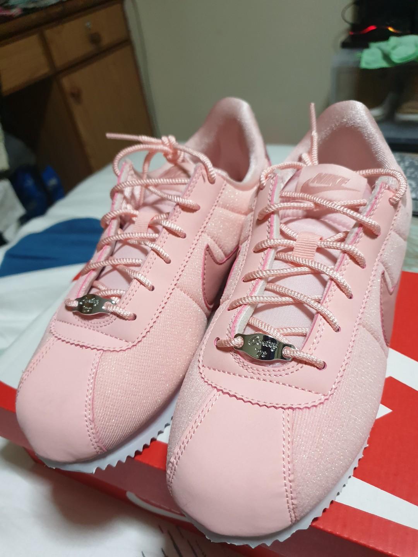 fd3686d777da Nike Cortez Basic TXT SE (GS - 6.5Y / UK6), Women's Fashion, Shoes ...