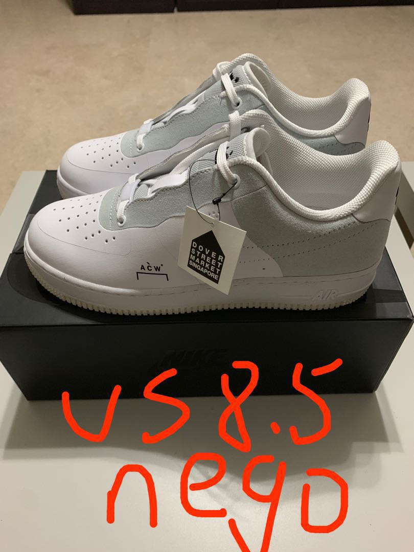 618f0ce5f4341f Nike x A Cold Wall airforce1 ACW