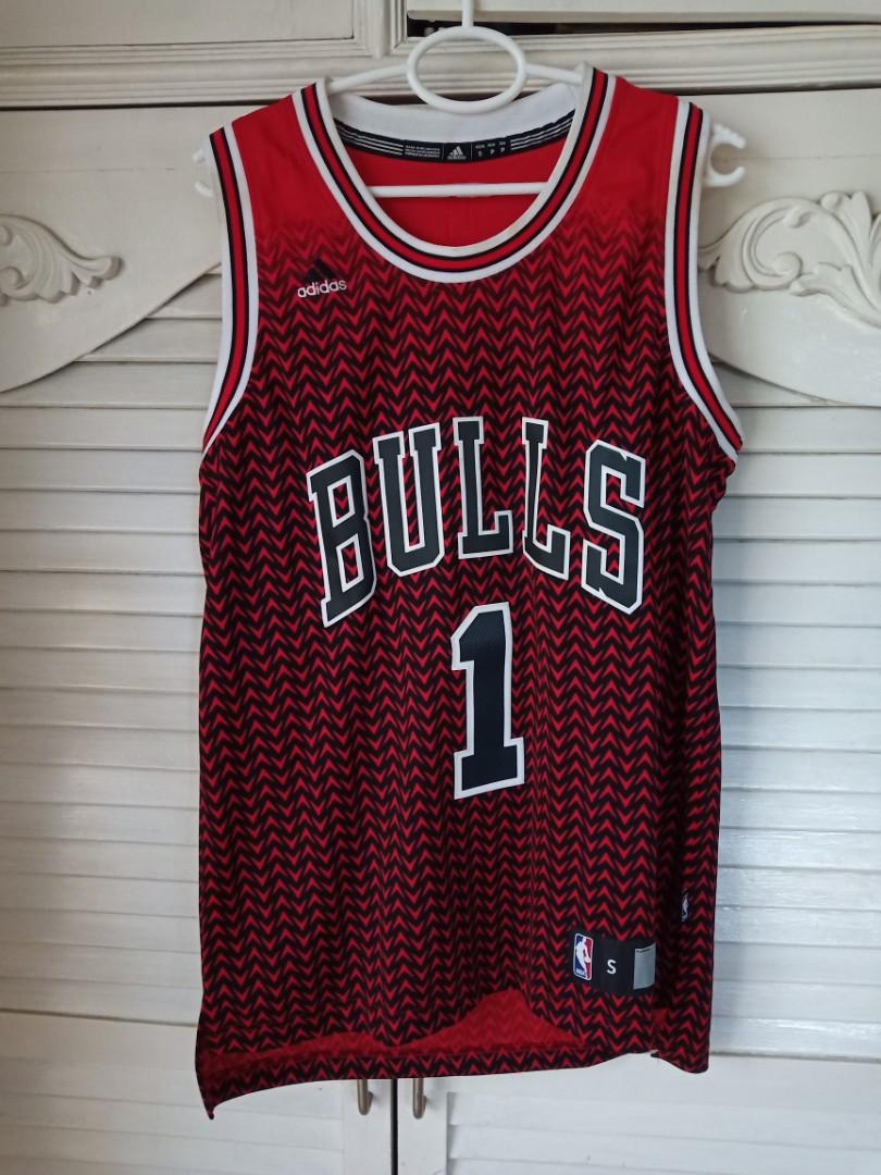 Original NBA Derrick Rose Jersey (small) 40c0abc48