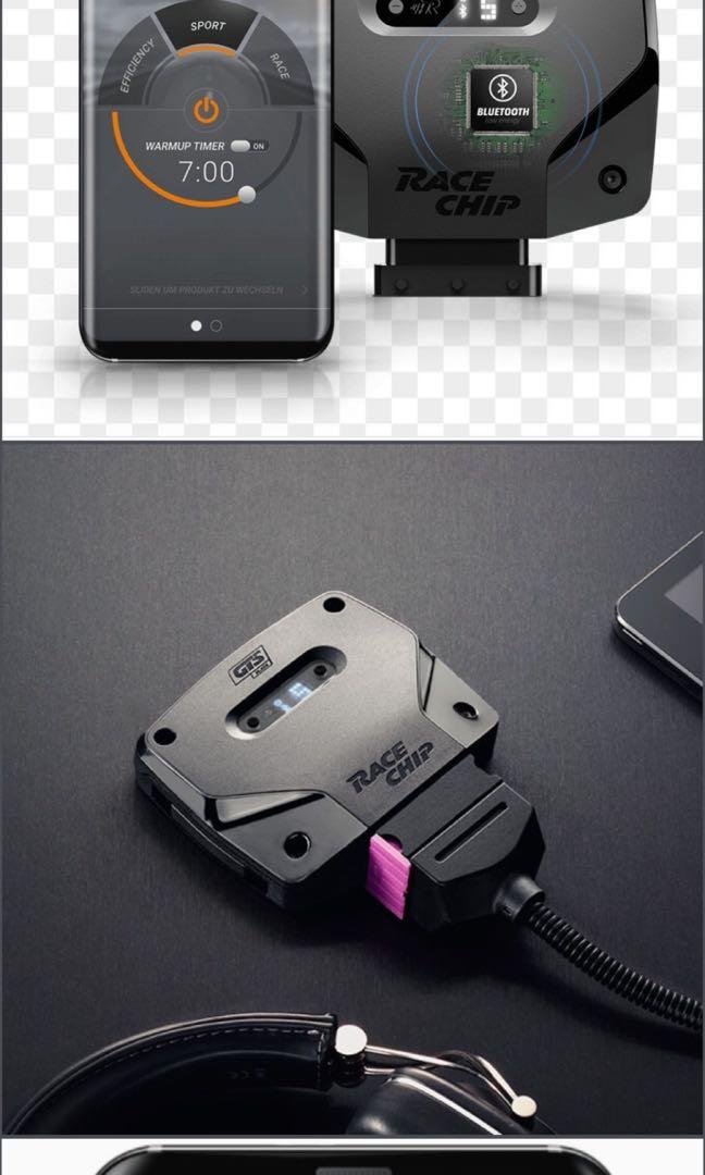 Racechip gts Black bmw n55, Car Accessories, Electronics