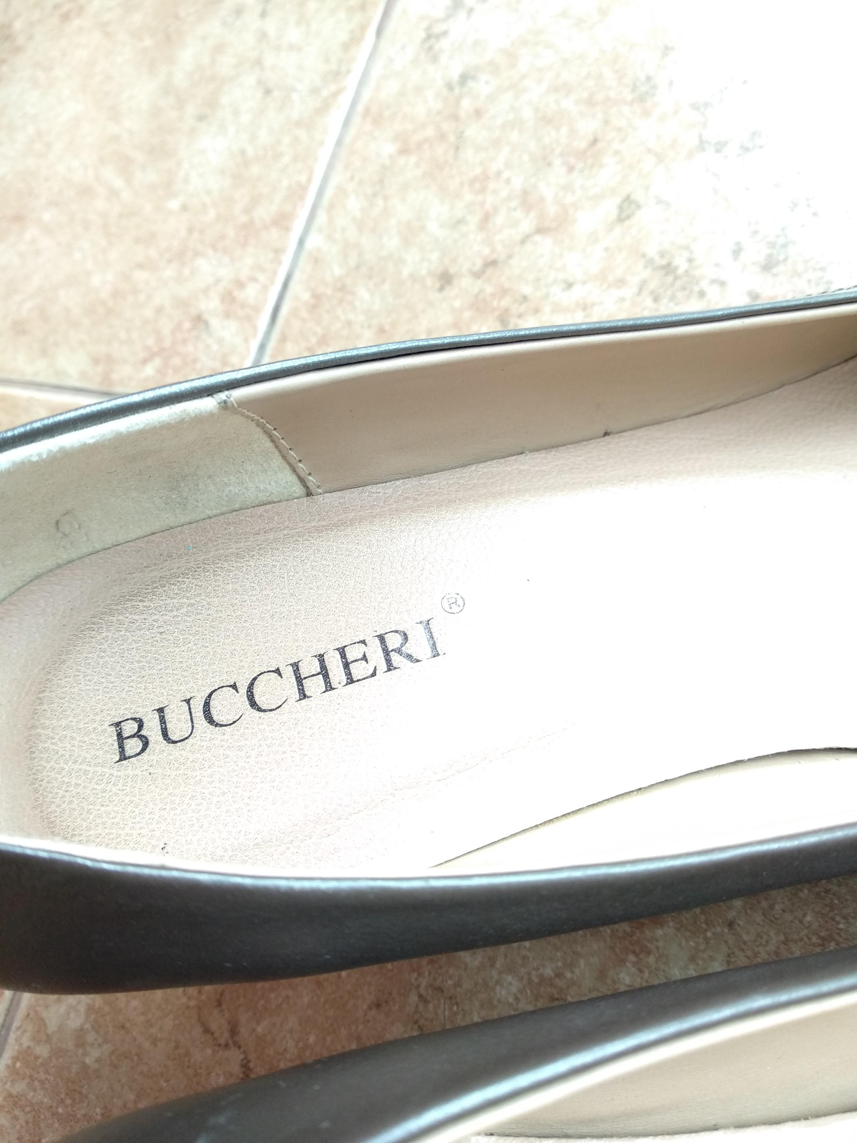 Sepatu Heels Buccheri Coklat