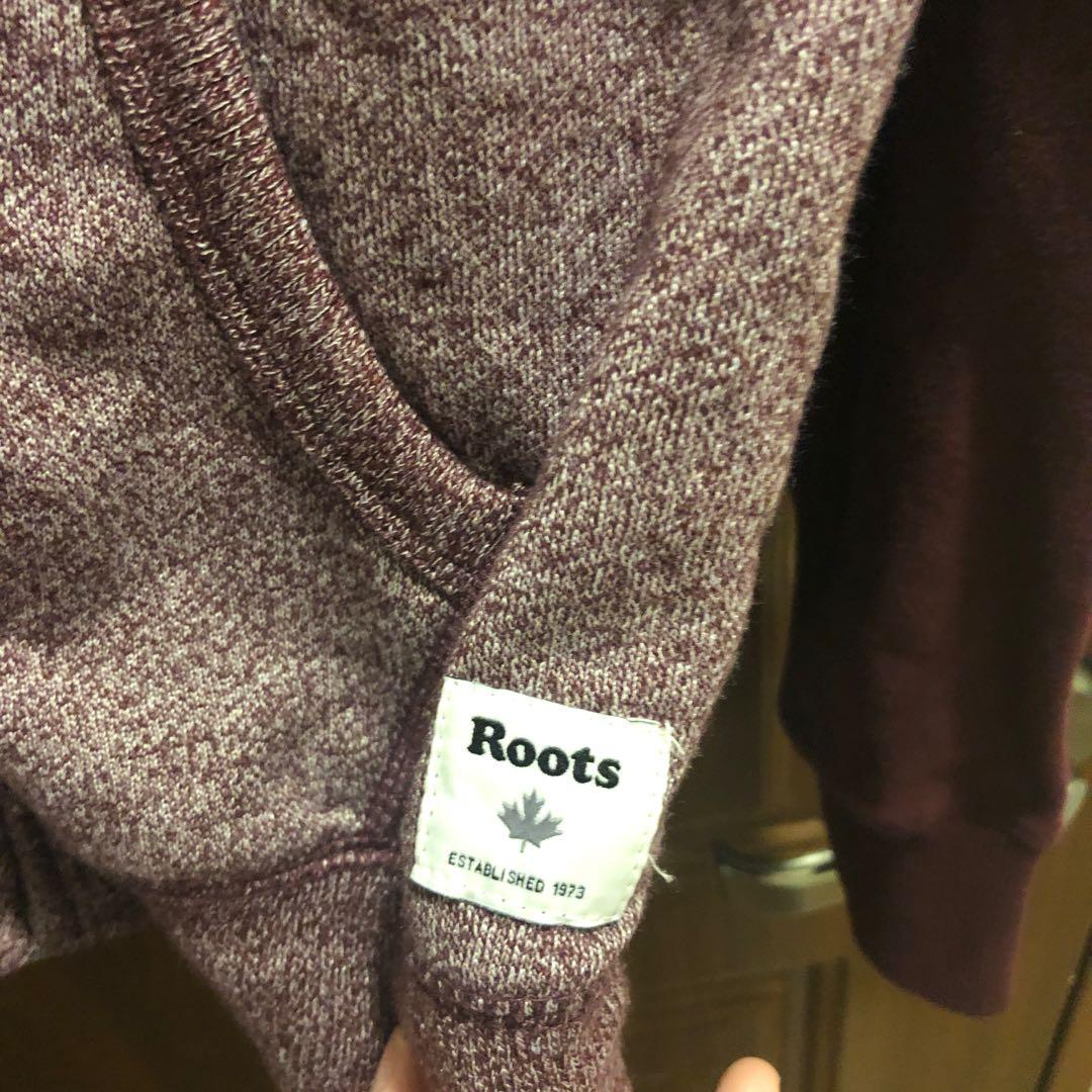 Roots 全新外套