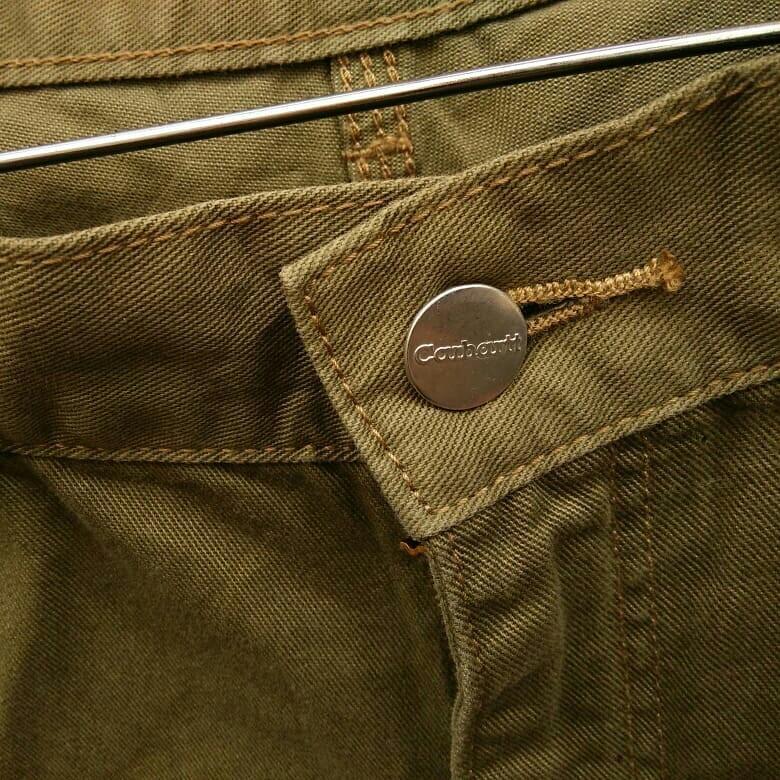 Shortpants Celana Carhartt Cargo Fesyen Pria Pakaian Bawahan Di Carousell