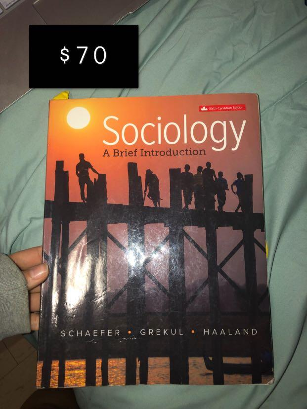 Sociology // Canadian Criminal Justice // Business Law Textbooks