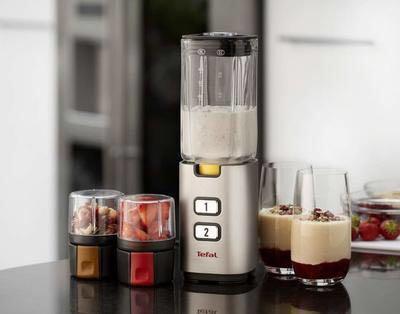 Tefal Juice Blender/ Fruit Sensation (Glass made)