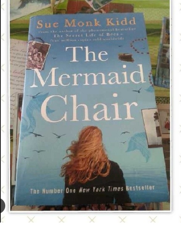 photo photo photo & The Mermaid Chair by Sue Monk Kidd Books Books on Carousell