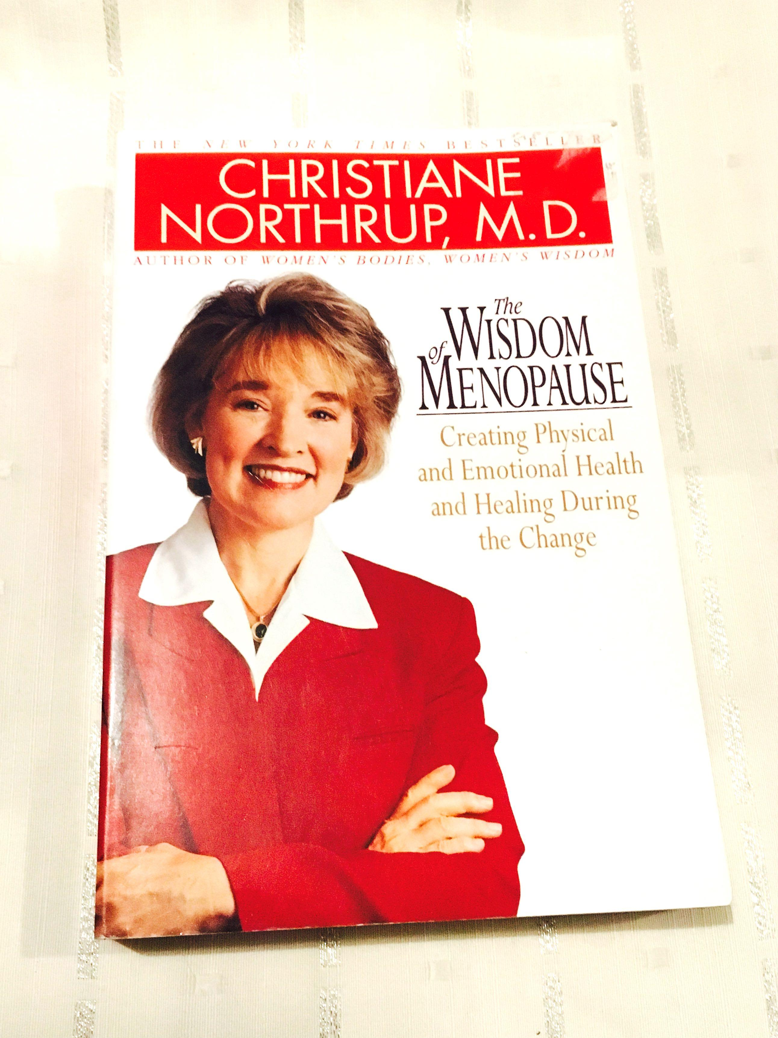 The Wisdom of Menopause by Christiane Northup MD Book