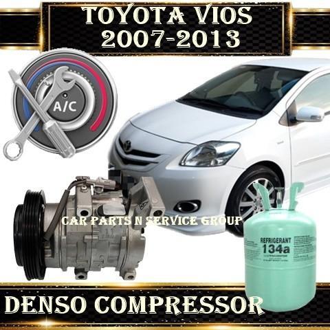 Toyota Vios 2006-2013~NCP93 Toyota Yaris 2006-2013~NCP91