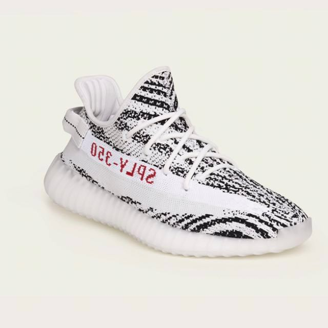 8813a8110773 Yeezy Boost 350 V2 Zebra in Size US 6.5