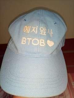 [PRE LOVED] Yejiapsa BTOB MELODY CAP used only once